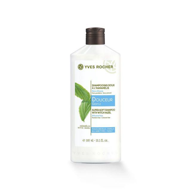 תמונת מוצר - שמפו עדין לכל סוגי השיער מסדרת Soin Vegetal Cap 2 - מחיר המוצר 22.0000 ש״ח