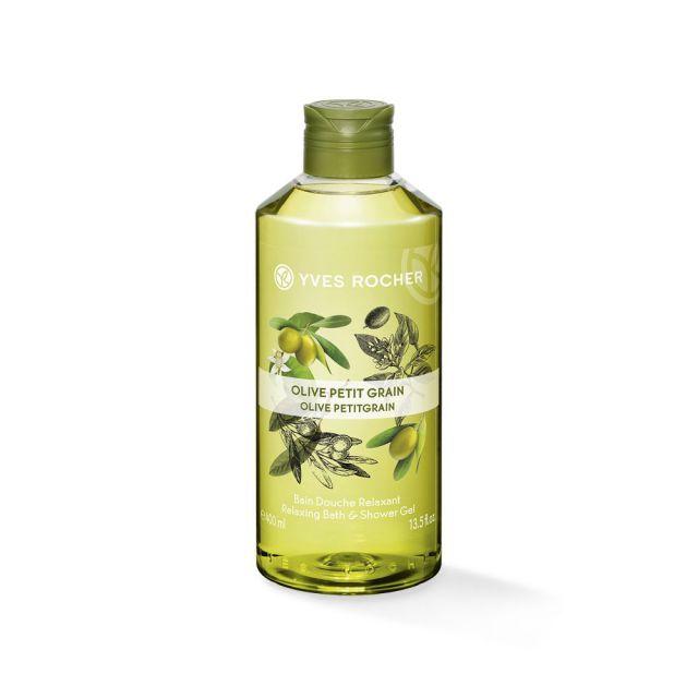 תמונת מוצר - ג׳ל רחצה עונג הטבע שמן זית ועלי פטיט הדר 400 מ״ל מסדרת Plaisirs Nature 2 - מחיר המוצר 25.0000 ש״ח