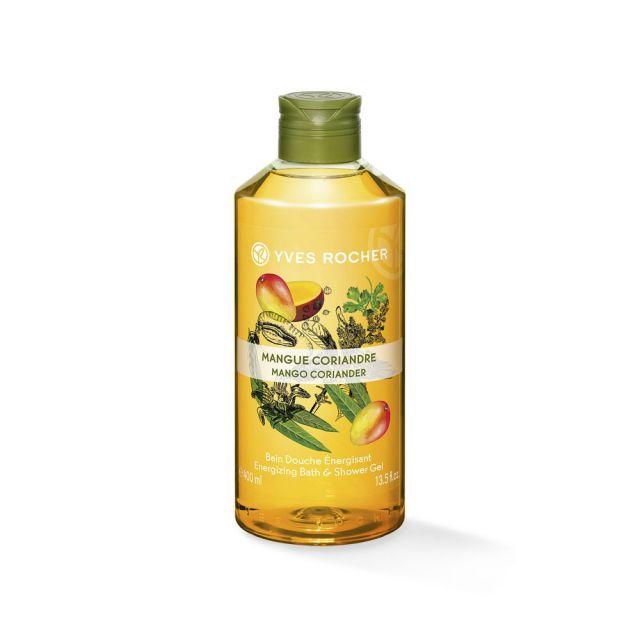 תמונת מוצר - ג׳ל  רחצה עונג הטבע מנגו מסדרת Plaisirs Nature 2 - מחיר המוצר 25.0000 ש״ח