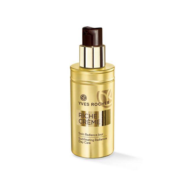 תמונת מוצר - RICHE CREME תחליב יום לעור זוהר אנטי אייג'ינג מסדרת Riche Creme 2 - מחיר המוצר 209.0000 ש״ח