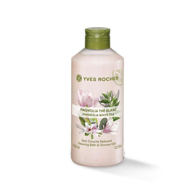 תמונת מוצר - ג׳ל רחצה עונג הטבע מגנוליה תה לבן 400 מ״ל מסדרת Plaisirs Nature 2 - מחיר המוצר 25.0000 ש״ח