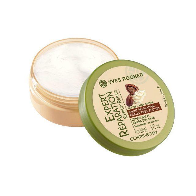 תמונת מוצר - חמאת גוף מתקנת לעור יבש עם חמאת שיאה מסדרת  - מחיר המוצר 62.0000 ש״ח