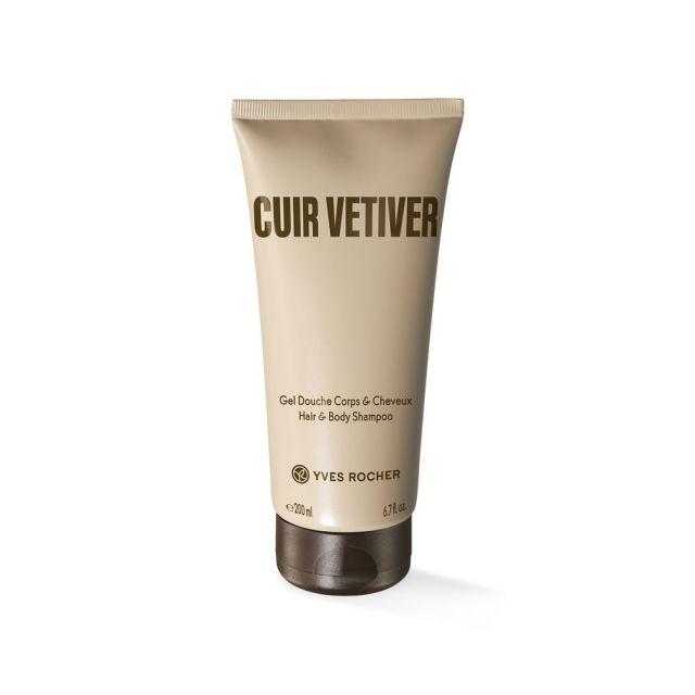 תמונת מוצר - CUIR VETIVER ג׳ל רחצה מבושם מסדרת Cuir Vetiver - מחיר המוצר 38.0000 ש״ח