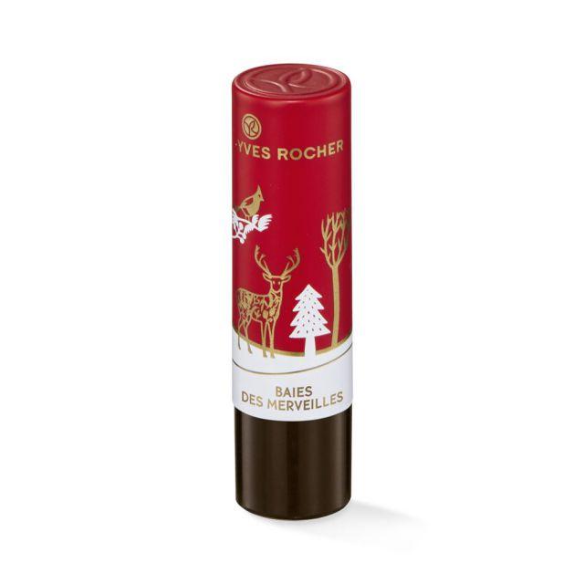 תמונת מוצר - שפתון לחות פירות יער וחמוציות מסדרת Christmas 2018 - מחיר המוצר 15.0000 ש״ח