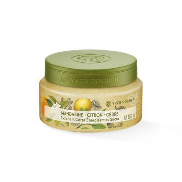 תמונת מוצר - פילינג גוף ממריץ לימון מסדרת Plaisirs Nature 2 - מחיר המוצר 55.0000 ש״ח
