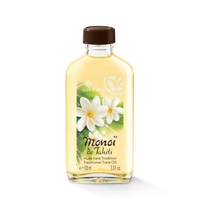 תמונת מוצר - שמן רב תכליתי מסדרת Monoi De Tahiti - מחיר המוצר 75.0000 ש״ח