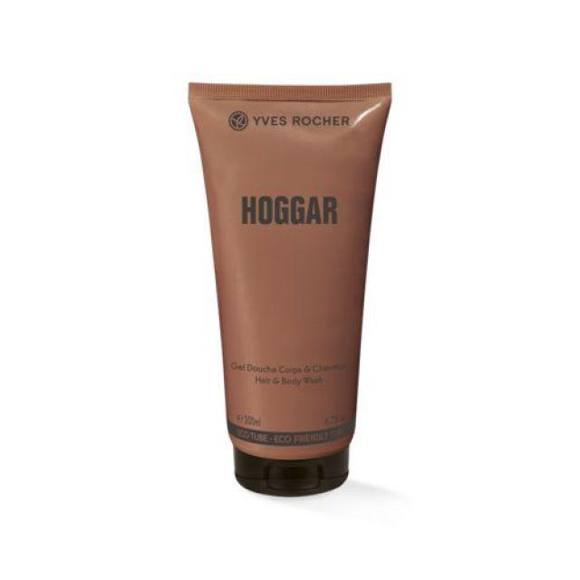 תמונת מוצר - Hoggar ג'ל רחצה מבושם לגבר מסדרת Hoggar - מחיר המוצר 38.0000 ש״ח