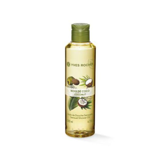 תמונת מוצר - שמן רחצה עונג הטבע קוקוס 200 מ״ל מסדרת Plaisirs Nature 2 - מחיר המוצר 29.0000 ש״ח