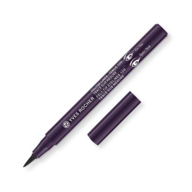 תמונת מוצר - ליינר לעיניים קצה לבד שחור מסדרת Couleurs Nature 3 - מחיר המוצר 65.0000 ש״ח