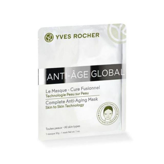 תמונת מוצר - ANTI AGE GLOBAL מסכת ג׳ל מסדרת Anti-Age Global - מחיר המוצר 52.0000 ש״ח