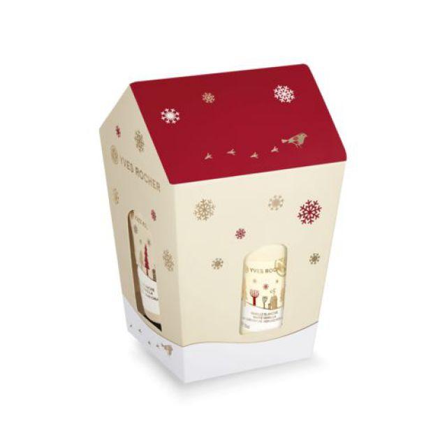 תמונת מוצר - קיט טיפוח מבושם וניל לבן מסדרת Christmas 2018 - מחיר המוצר 49.0000 ש״ח
