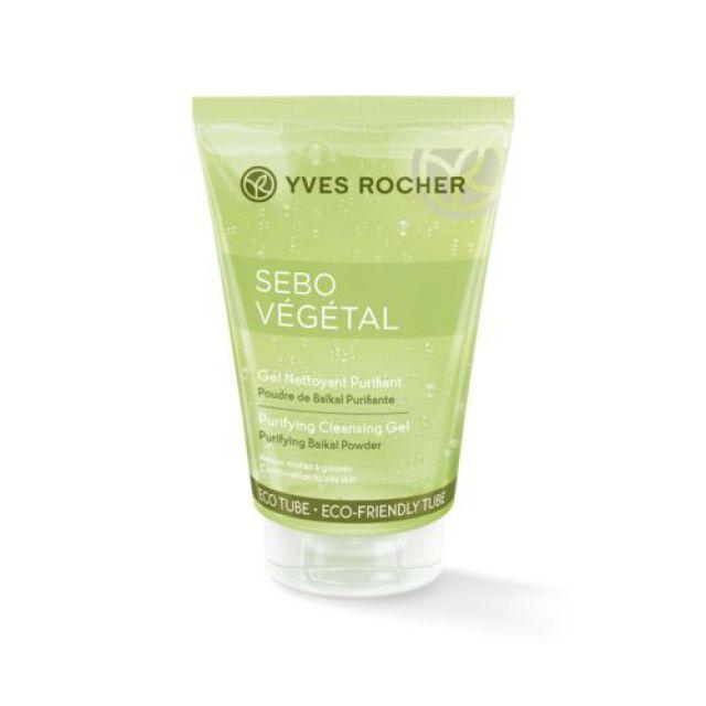 תמונת מוצר - SEBO VEGETALג׳ל לניקוי עור הפנים לעור מעורב ושמן מסדרת Sebovegetal - מחיר המוצר 55.0000 ש״ח