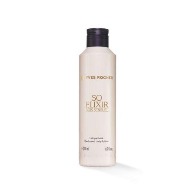 תמונת מוצר - BOIS SENSUAL SO ELIXIR תחליב לחות מבושם מסדרת So Elixir - מחיר המוצר 69.0000 ש״ח