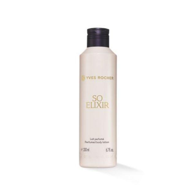 תמונת מוצר - SO ELIXIR תחליב לחות מבושם מסדרת So Elixir - מחיר המוצר 69.0000 ש״ח