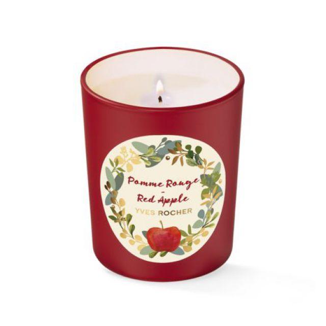 תמונת מוצר - נר קטן מבושם בניחוח תפוח אדום מסדרת Rosh Hashana 2019- Limited Edition - מחיר המוצר 29.0000 ש״ח