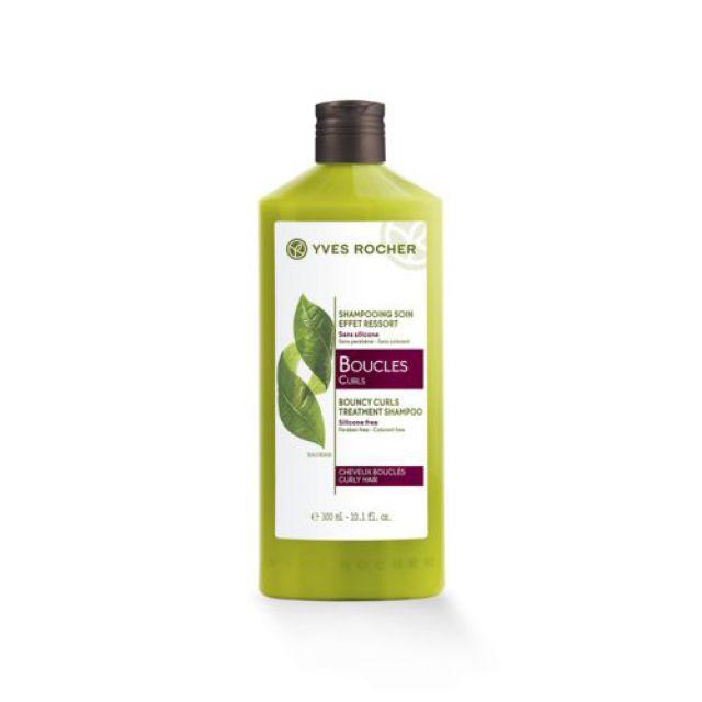 תמונת מוצר - שמפו להענקת גמישות לשיער מתולתל מסדרת Soin Vegetal Cap 2 - מחיר המוצר 22.0000 ש״ח