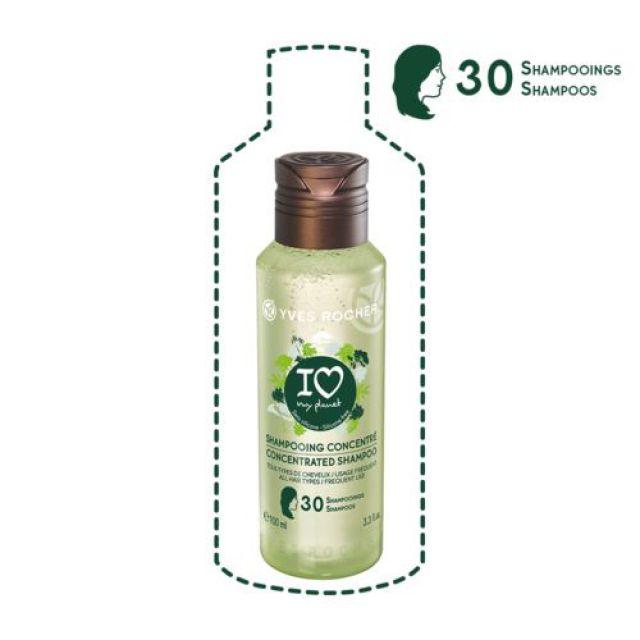 תמונת מוצר - שמפו אקולוגי מרוכז מסדרת  - מחיר המוצר 22.0000 ש״ח