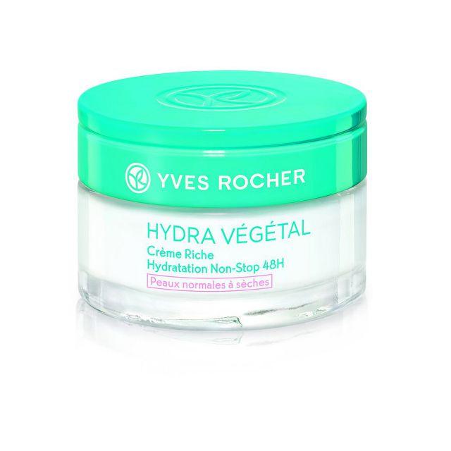 תמונת מוצר - HYDRA VEGETAL N לחות אינטנסיבית 48 שעות לעור יבש מסדרת Hydra Vegetal New - מחיר המוצר 89.0000 ש״ח
