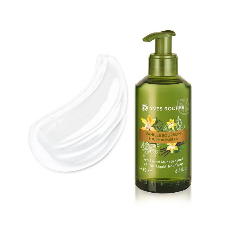 תמונת מוצר - סבון ידיים עונג הטבע וניל בורבון מסדרת Plaisirs Nature 2 - מחיר המוצר 19.0000 ש״ח