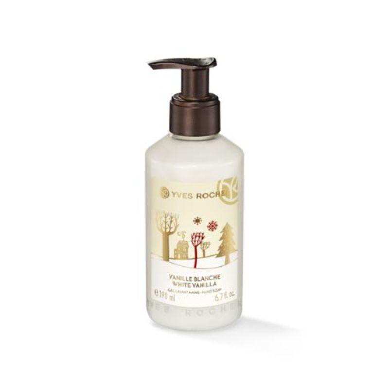 תמונת מוצר - סבון ידיים וניל לבן 190 מ״ל מסדרת Christmas 2018 - מחיר המוצר 16.0000 ש״ח